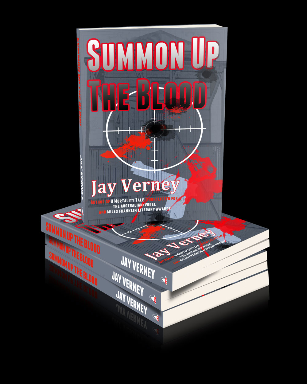 Cover image of novel Summon Up The Blood